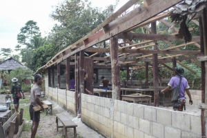 Academy kitchen and dining process
