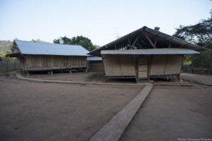 Kler Deh Highschool dormitories