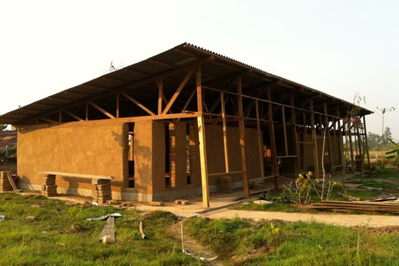 Mae Tao Clinic Trainingcenter and temporary Dormitories